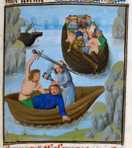 Ms 17 F II, f. 271r, Bruges (1479)
